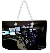 Control Room Center For Emergency Weekender Tote Bag