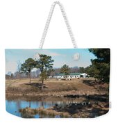 Conversations On The Hill Weekender Tote Bag