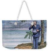 Coolidge: Nicaragua, 1928 Weekender Tote Bag