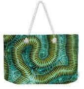 Coral Design Weekender Tote Bag