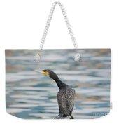 Cormorant Bird Weekender Tote Bag