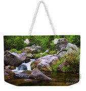 Creek Weekender Tote Bag by Carlos Caetano
