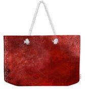 Crimson China Weekender Tote Bag
