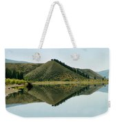 Cromwell Dam Reflections Weekender Tote Bag