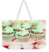 Cup Cakes Weekender Tote Bag by Tom Gowanlock