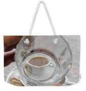 Cup Of Coffee Weekender Tote Bag