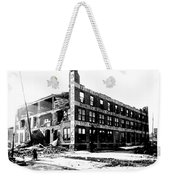 Cyclone Damage, 1896 Weekender Tote Bag