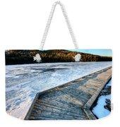 Cypress Hills Alberta Weekender Tote Bag