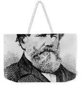 Cyrus Mccormick, American Inventor Weekender Tote Bag