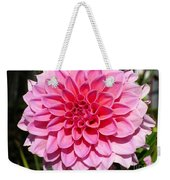 Dahlia Named Lucky Number Weekender Tote Bag