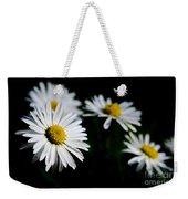 Daisy Flowers Weekender Tote Bag
