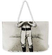 Dan Casey (1862-1943) Weekender Tote Bag by Granger