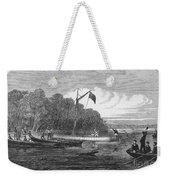 David Livingstone (1813-1873) Weekender Tote Bag by Granger
