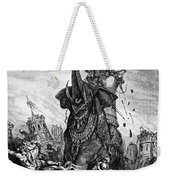 Death Of Eleazar Weekender Tote Bag