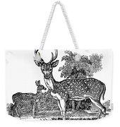 Deer Weekender Tote Bag by Granger