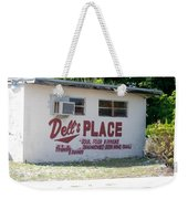 Dell's Place Weekender Tote Bag