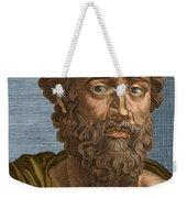 Demosthenes, Ancient Greek Orator Weekender Tote Bag