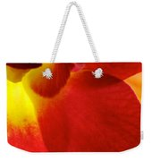 Dendribium Malone Or Hope Orchid Flower Weekender Tote Bag