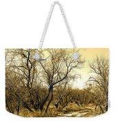 Desert Trail Weekender Tote Bag