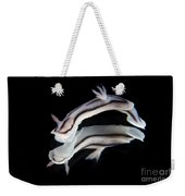 Detailed View Of A Beautiful Nudibranch Weekender Tote Bag