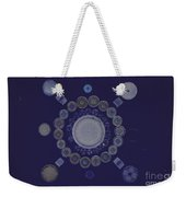 Diatom Arrangement Weekender Tote Bag