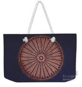 Diatom Weekender Tote Bag