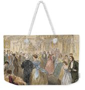 Dickens: Our Mutual Friend Weekender Tote Bag by Granger