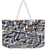 Digital Fall Weekender Tote Bag