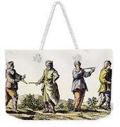 Divining Rod, 17th Century Weekender Tote Bag