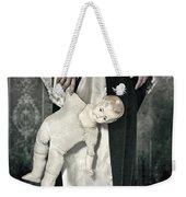 Doll Weekender Tote Bag by Joana Kruse