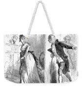 Dolley Madison (1768-1849) Weekender Tote Bag