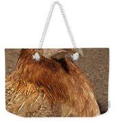 Domestic Chicken Weekender Tote Bag