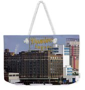 Domino Sugars Weekender Tote Bag