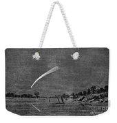 Donatis Comet, 1858 Weekender Tote Bag