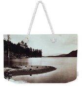 Donner Lake - California - C 1865 Weekender Tote Bag