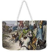 Dor�: Prodigal Son Weekender Tote Bag by Granger