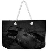 Driven On Empty  Weekender Tote Bag