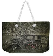 Driven To Find Love  Weekender Tote Bag