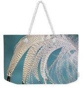 Droopy Feather Weekender Tote Bag