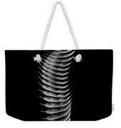 Dropping A Feather Weekender Tote Bag