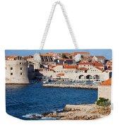 Dubrovnik Old City Architecture Weekender Tote Bag