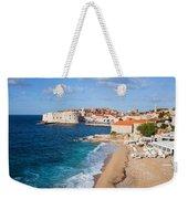Dubrovnik Scenery Weekender Tote Bag