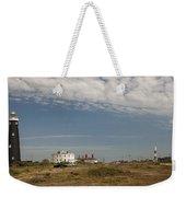 Dungeness Landscape Weekender Tote Bag