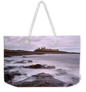 Dunstanburgh Castle Weekender Tote Bag
