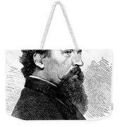 Eastman Johnson (1824-1906) Weekender Tote Bag