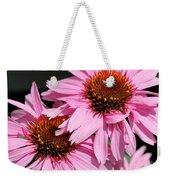 Echinacea Purpurea Or Purple Coneflower Weekender Tote Bag