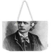 Edvard Grieg (1843-1907) Weekender Tote Bag
