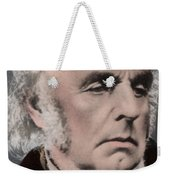 Edward Fitzgerald Weekender Tote Bag by Science Source