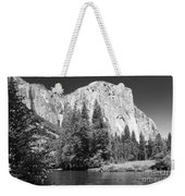 El Capitan And Merced River Weekender Tote Bag