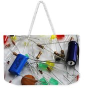 Electronic Components Weekender Tote Bag